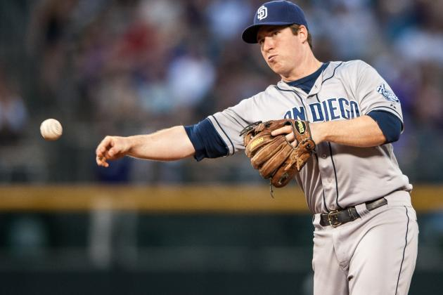 Gyorko and Alonso Activated from DL, in Starting Lineup