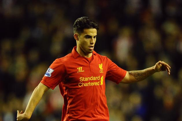 Reds Confirm Suso Loan