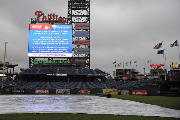 Phillies Petition MLB to Broadcast Tomorrow Night's Game vs. White Sox