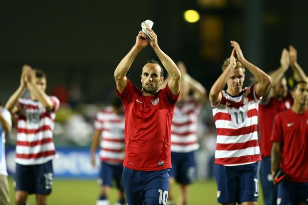 USA vs Cuba: USMNT Will Continue Offensive Surge in 2nd Gold Cup Match