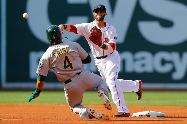 ESPN Gamecast: Red Sox vs Athletics