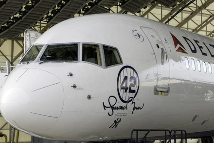 Delta Airlines Honors Mariano Rivera with Commemorative Boeing 757