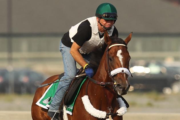 Mucho Macho Man Impresses in 1st Workout in Upstate New York