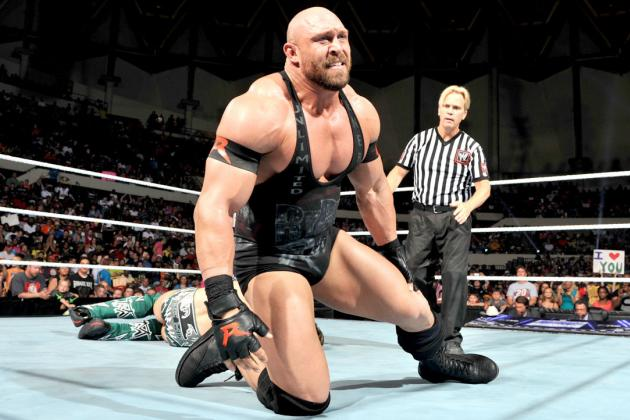 The Reconstruction of Ryback in WWE