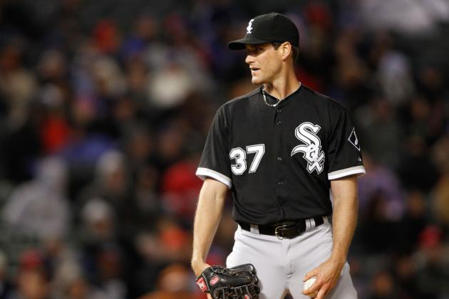 Matt Thornton Trade Shows Chicago White Sox's Fire Sale Has Officially Begun