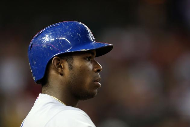 Puig Leaves Game Early for 2nd Straight Night