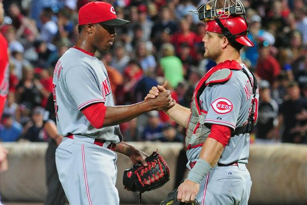 1st Time Battery Pays Dividends for Reds
