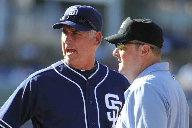 Bud Black Ejected for Arguing