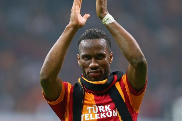 Report: Mourinho Reaches out to Drogba About Possible Return to Chelsea