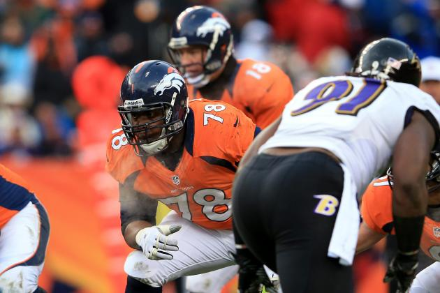Clady, Broncos Make Progress on Contract