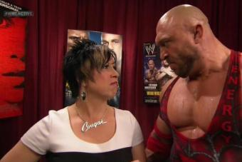 Will Vickie Guerrero Be the One to Put Ryback Over?