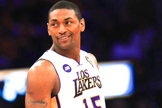An Oral History of Metta World Peace's Days with the Los Angeles Lakers