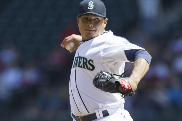 Mariners Option Ramirez Among 4 Roster Moves