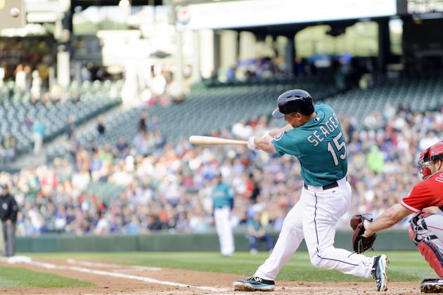 M's Break Out the Power vs. Halos