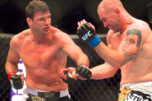 Report: Michael Bisping vs. Mark Munoz Agreed for UFC Event in England