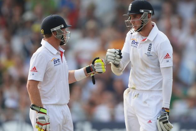Ashes 2013: First Test, Day 3: England Take Control Amid Broad Controversy