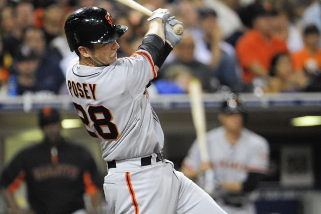 Giants Beat Padres 10-1 for 2nd Win in Row