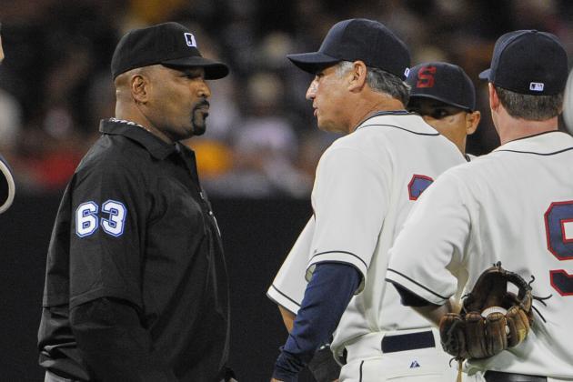 Padres' Bats Quiet Again in Loss