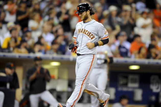 Crawford Still Believes Giants Can Win It Again, Etc.