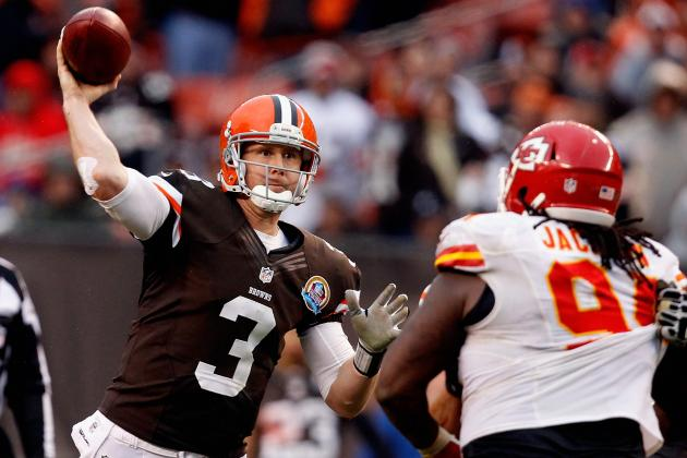 How Brandon Weeden Can Become the Best Sophomore QB in 2013