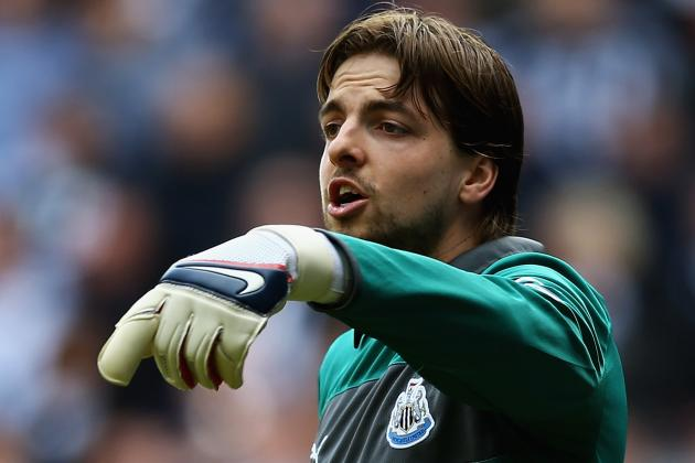 Newcastle Keeper Tim Krul Expects to Be Fit for Start of the Season