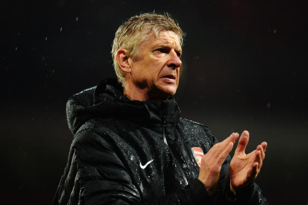 Arsenal Transfer News: Arsene Wenger's Brief Comments on Luis Suarez Are Telling