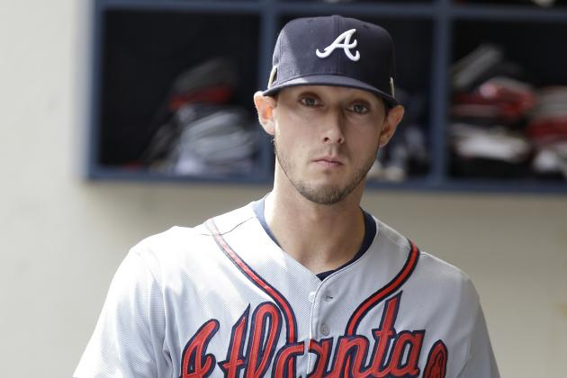 Jordan Schafer Diagnosed with Stress Fracture in Foot
