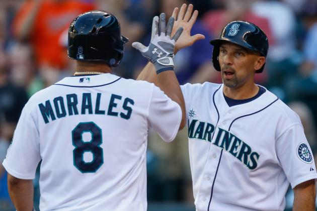 Raul Ibanez Is Chasing History at 41 Years Old
