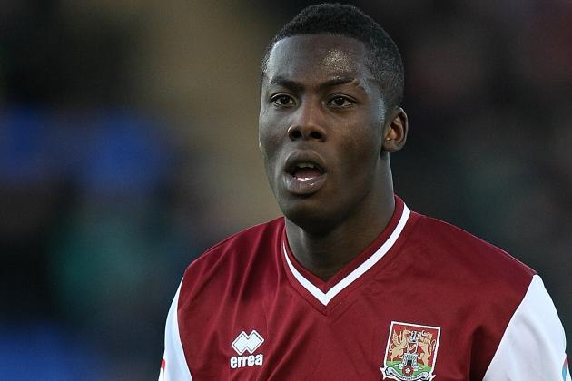 Asante Returning to Shrewsbury Town on Loan