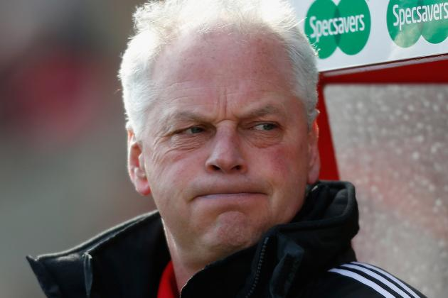 Kevin MacDonald to Leave Swindon After Less Than Five Months in Charge