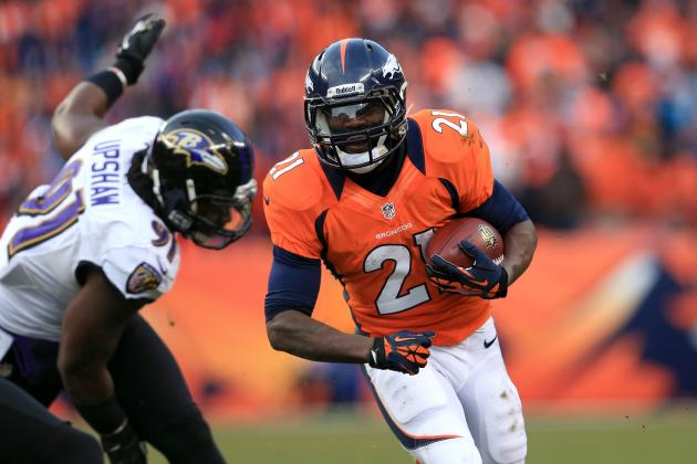 Ronnie Hillman: 'I Want to Be the Guy' in Broncos' Backfield
