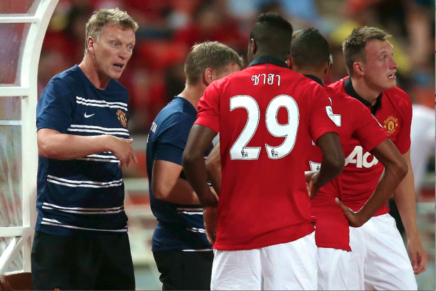 Danny Welbeck the Unlucky Star as David Moyes Suffers Defeat in 1st Man Utd Game