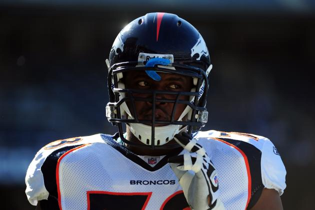 Source: Broncos Increase Offer to LT Clady