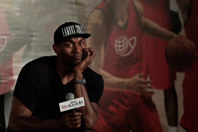 Metta World Peace Would Be Smart to Take His Talents to China