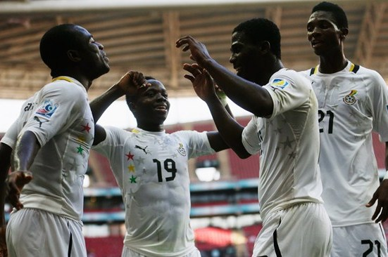 Ghana vs. Iraq: Score and Highlights from U-20 World Cup 2013 3rd-Place Game