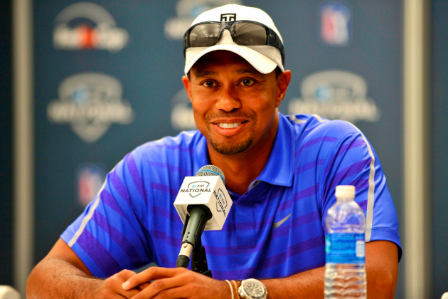 Tiger Woods Announces He's Ready to Play 2013 British Open