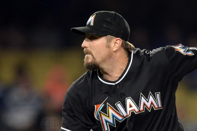 Marlins Place Chad Qualls on Paternity List; Recall Tom Koehler from AAA