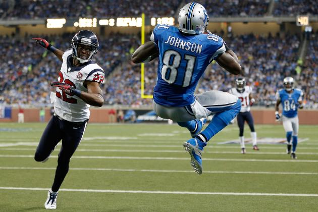 Breaking Down Calvin Johnson's 2012 Season