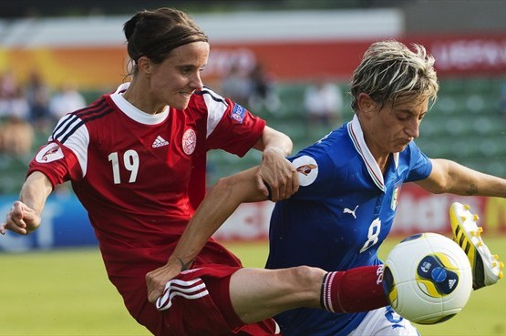 UEFA Women's Euro 2013 Results: Scores and Highlights from Day 4