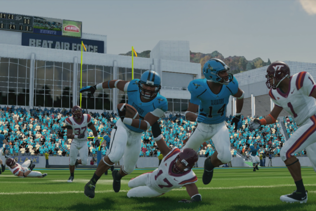 NCAA Football 14: How to Create a School Using Team Builder App