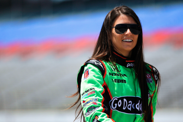 Danica Patrick Declined to Pose in the 2013 ESPN Body Issue