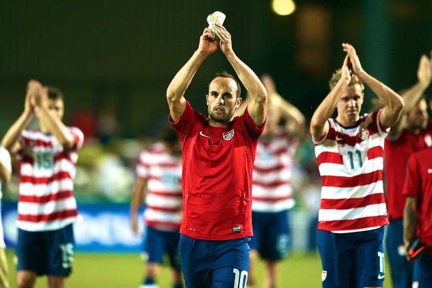 USMNT: 'B-Team' Gold Cup Roster Bringing the Feel-Good Factor