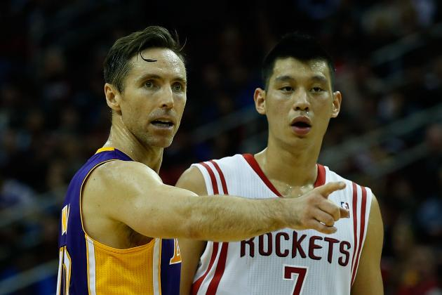 Jeremy Lin to Play in Steve Nash's Soccer Tournament in LA on Sunday