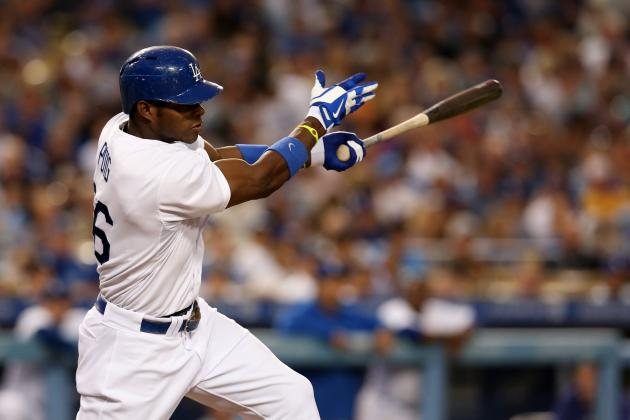Yasiel Puig's All-Star Snub Will Allow Him Time to Heal Hip Injury