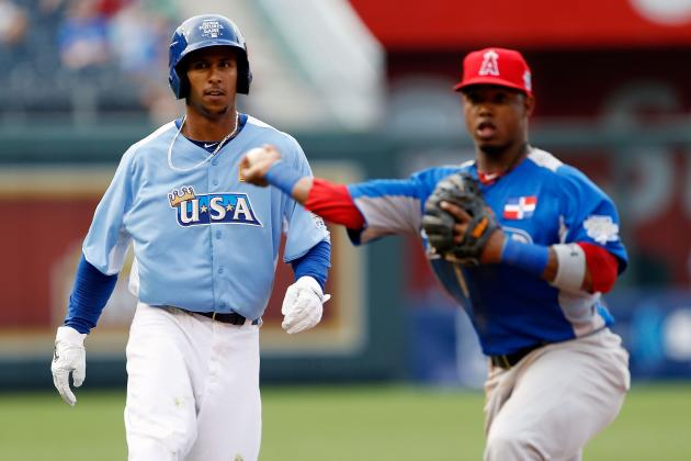MLB Futures Game 2013: Start Time, Live Stream, TV Schedule and More