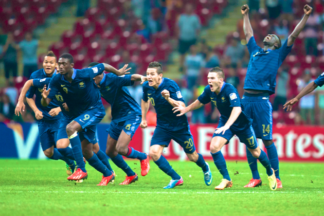 France vs. Uruguay: Score, Grades and Analysis from U-20 World Cup 2013 Final