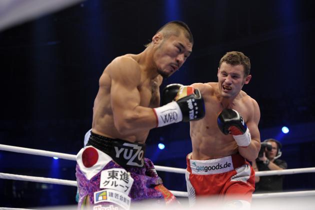 Robert Stieglitz Outclasses Yuzo Kiyota to Retain Super Middleweight Title