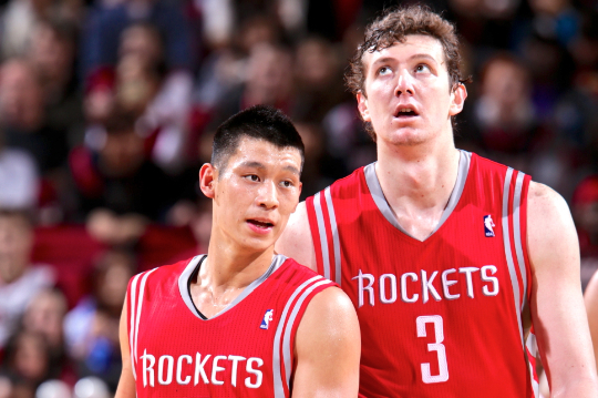 Rockets' Daryl Morey Says Dwight Howard and James Harden Want Lin, Asik to Stay