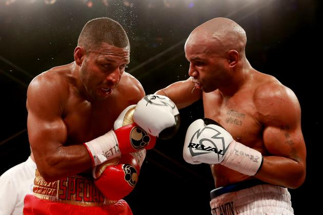Kell Brook vs. Carson Jones Results: Brook Defeats Jones in Rematch