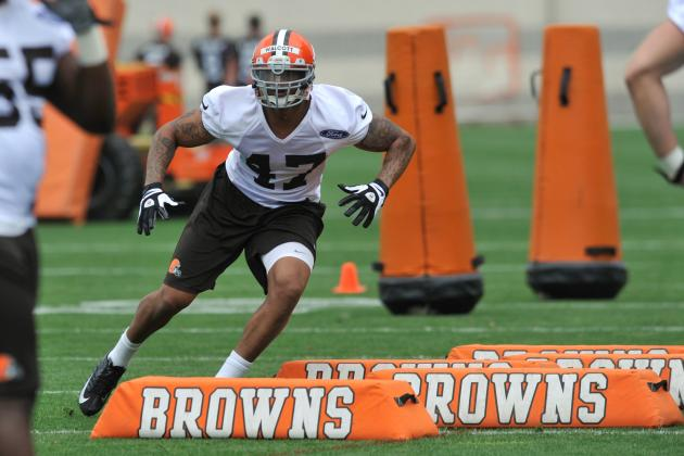 Breaking Down Cleveland Browns' Biggest Training Camp Battles